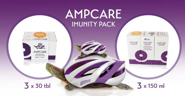 AMPcare - Proaktívna ochrana pre celú rodinu